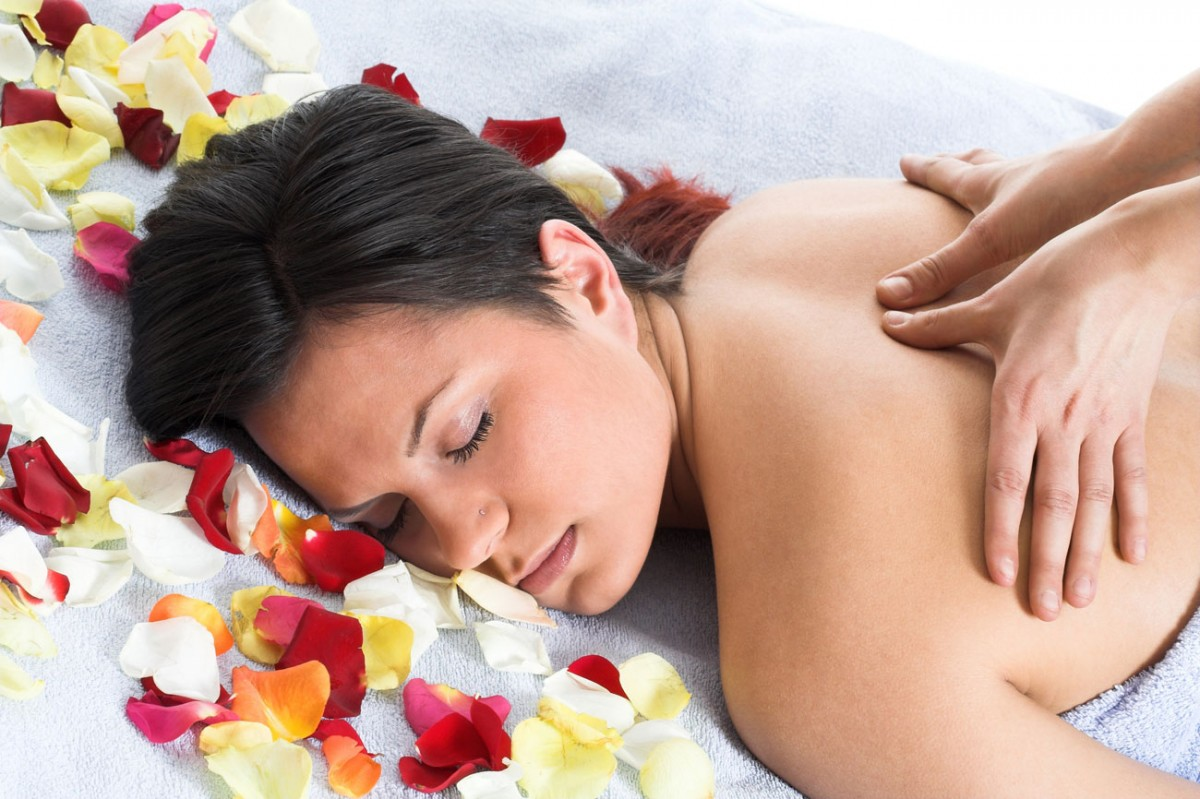 Акупрессура - точечный массаж