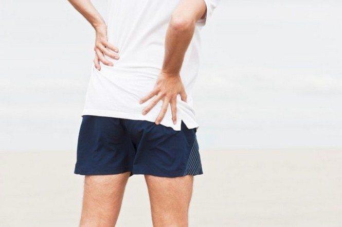 Выраженность симптомов некроза головки бедренной кости зависит от стадии заболевания