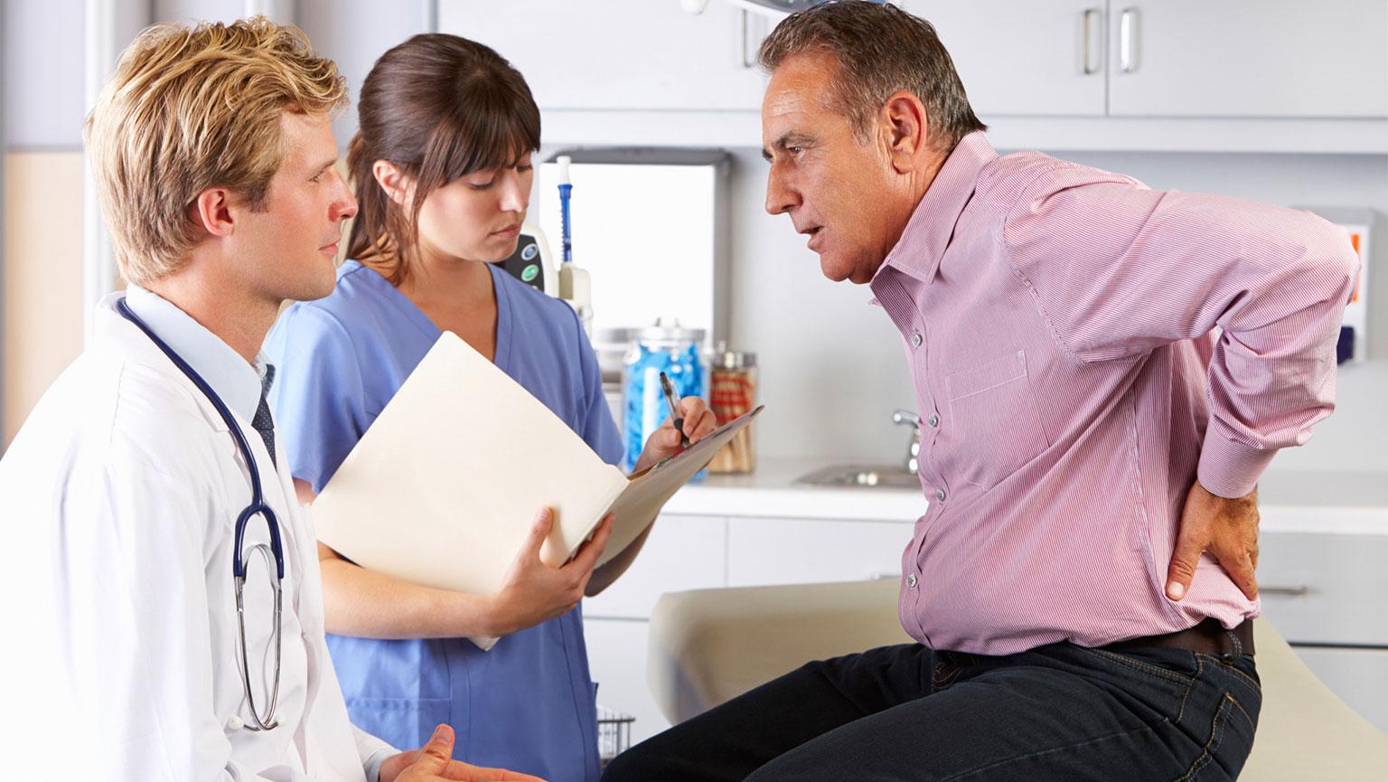 Если сомневаетесь, к какому врачу идти, обратитесь к терапевту