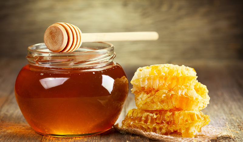 Мед поможет в лечении