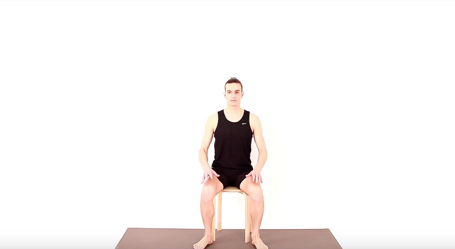 Можно сесть на стул