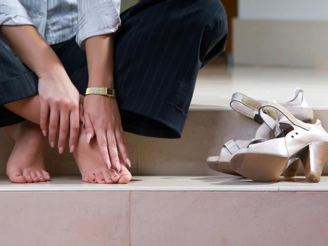 Онемение пальцев ног может свидетельствовать о серьезном заболевании