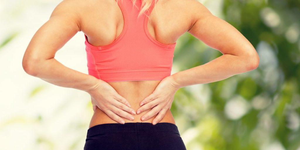Периодические боли возникают на фоне физической нагрузки