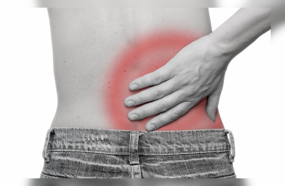 Поясничные боли могут быть вызваны различными заболеваниями