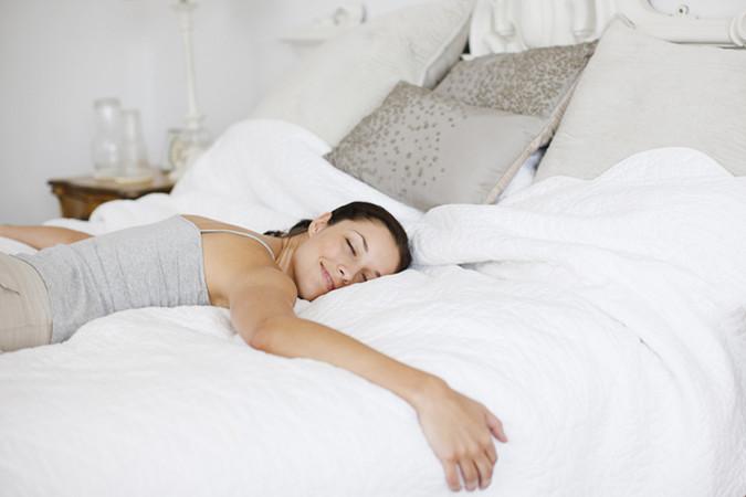 При острой боли лягте и максимально расслабьтесь