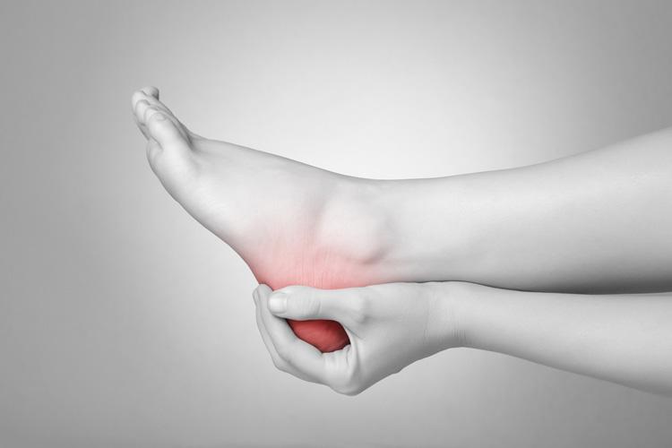 Травма - одна из причин пяточной шпоры