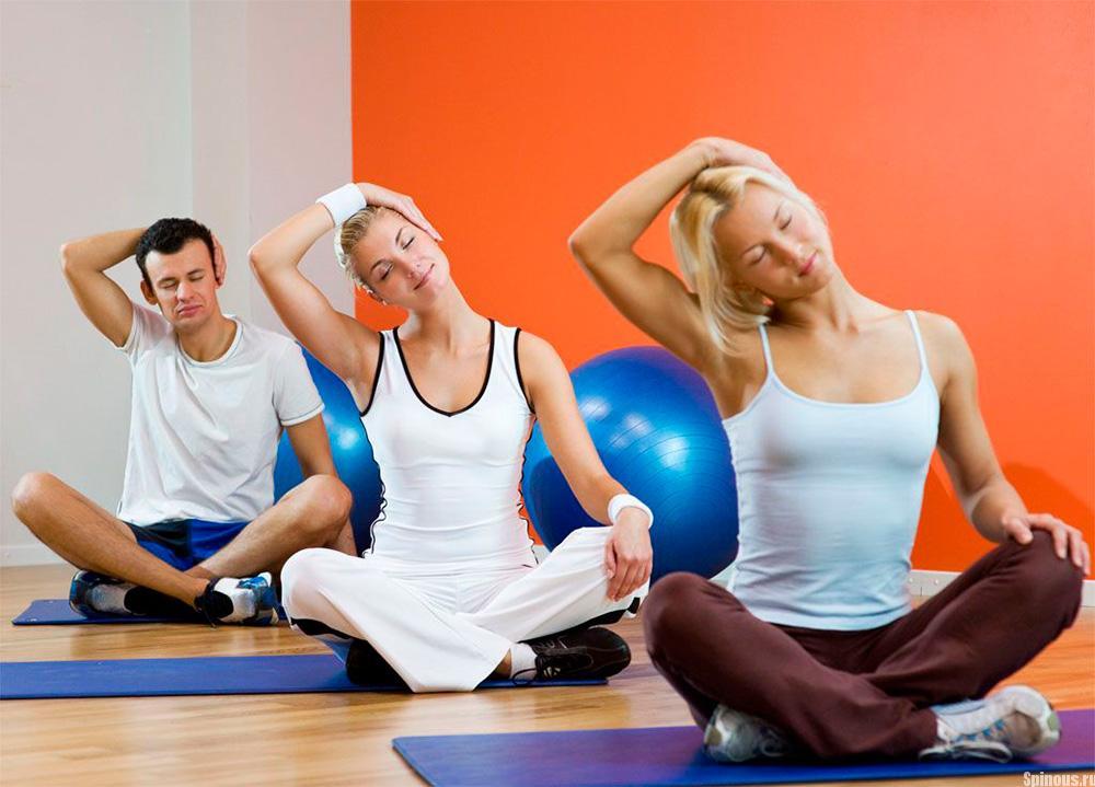 Тренировки лучше проводить в проветриваемом помещении