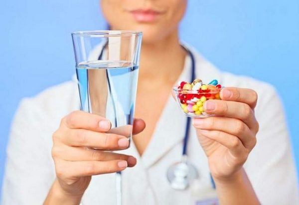 Таблетки от воспаления 58
