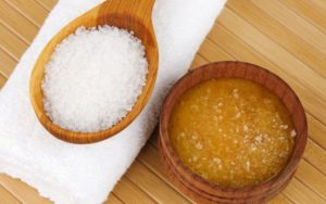 Соль и мед