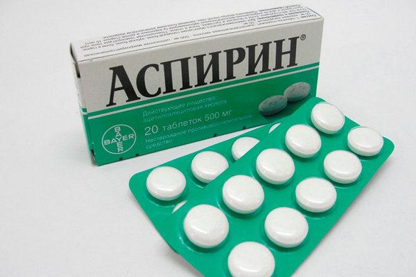 Таблетки от воспаления 44