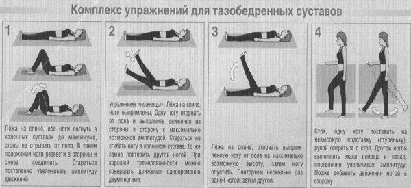 Можно делать разные виды упражнений