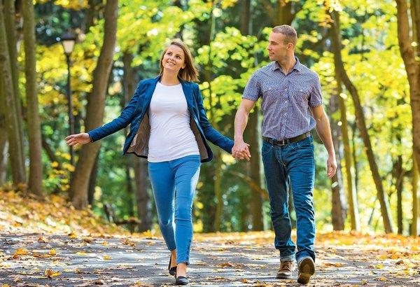 Стоит больше гулять на свежем воздухе