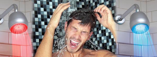 Рекомендуют принимать контрастный душ