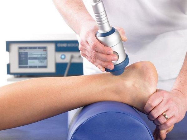 Физиотерапия поможет ускорить процесс заживления связок