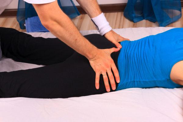 Лучше сочетать массаж и занятия ЛФК