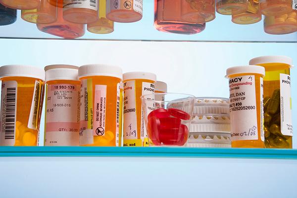 Важно правильно хранить препараты