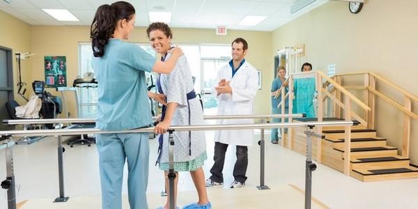 Период реабилитации может длиться до двух лет