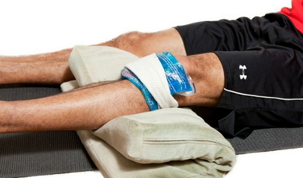 Важно держать ногу в состоянии покоя