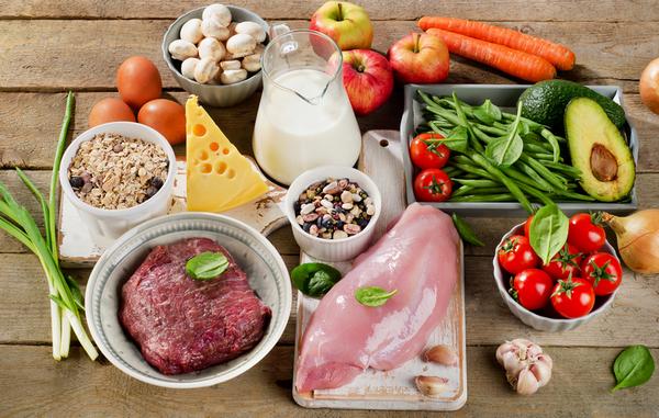 Правильное питание невероятно важно