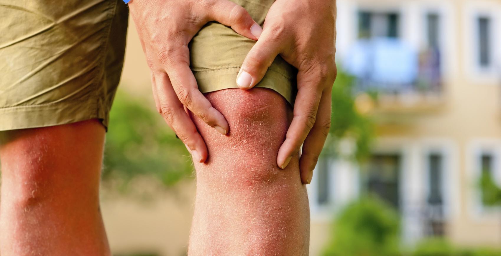 Артроз коленного сустава может привести к тяжелой инвалидности