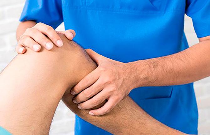 Диагностика менископатии коленного сустава
