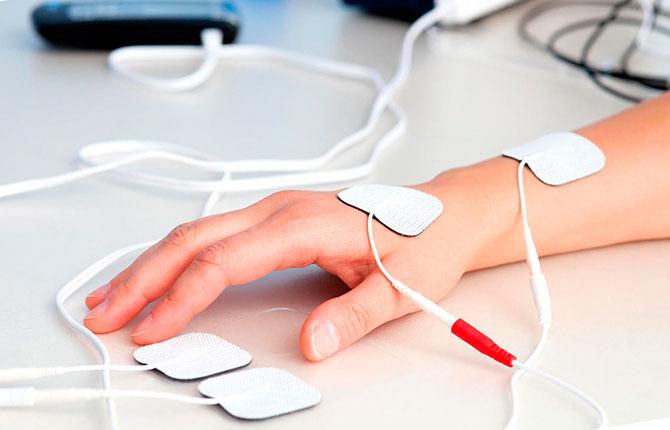 Электрофорез с лекарственным препаратом
