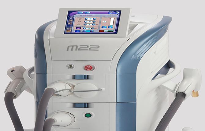 Аппарат для лечения лазером