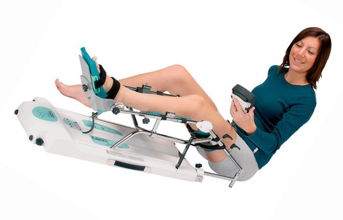 Тренажер для лечения суставов